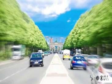 Berlin Hyperlapse