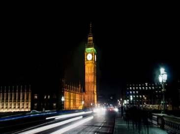 London Hyperlapse - Music Video