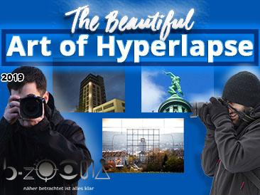 The Beautiful Art of Hyperlapse